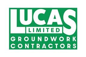 Lucas Groundworks Ltd sponsoring Grayshott Cricket Club