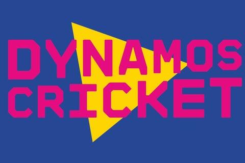 New for 2021 Dynamos Cricket at Grayshott