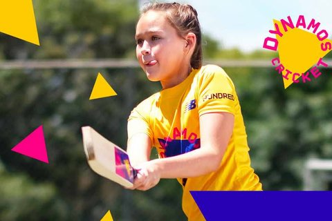 Dynamos Cricket for 8-11 Year olds – three weeks to go