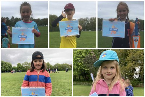 Our Stars/Dynamos of the Week
