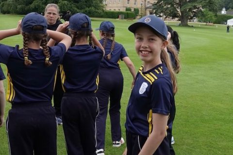 Hampshire debut for Emilie