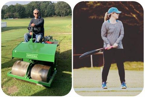 Rebecca Edwards and David Scott – HCB Grassroot Award Winners 2021